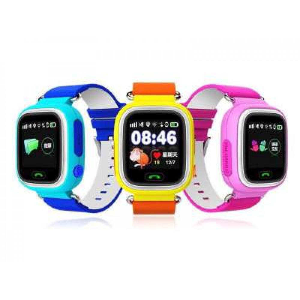 Детские умные часы Smart Baby Q100