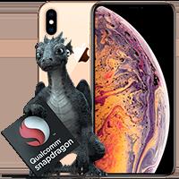 Мощный iPhone Xs Max на Процессоре Snapdragon