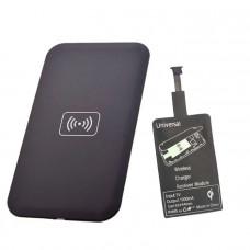 Беспроводная зарядка QI Wireless Charger (+ приемник)
