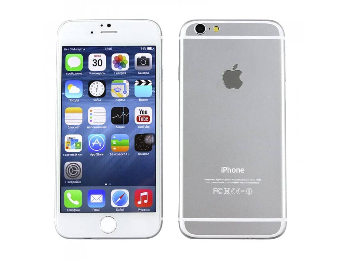 Китайский айфон 6: самый популярный гаджет