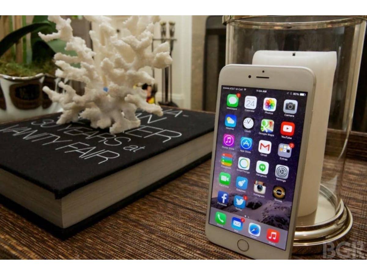 Китай выпустил новый iPhone 6 Plus на процессоре МТК 6592