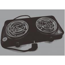 Спиральная плита Domotec MS-5802 (2000 Вт)