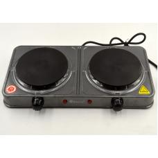 Дисковая плита Domotec MS-5822 (2000 Вт)