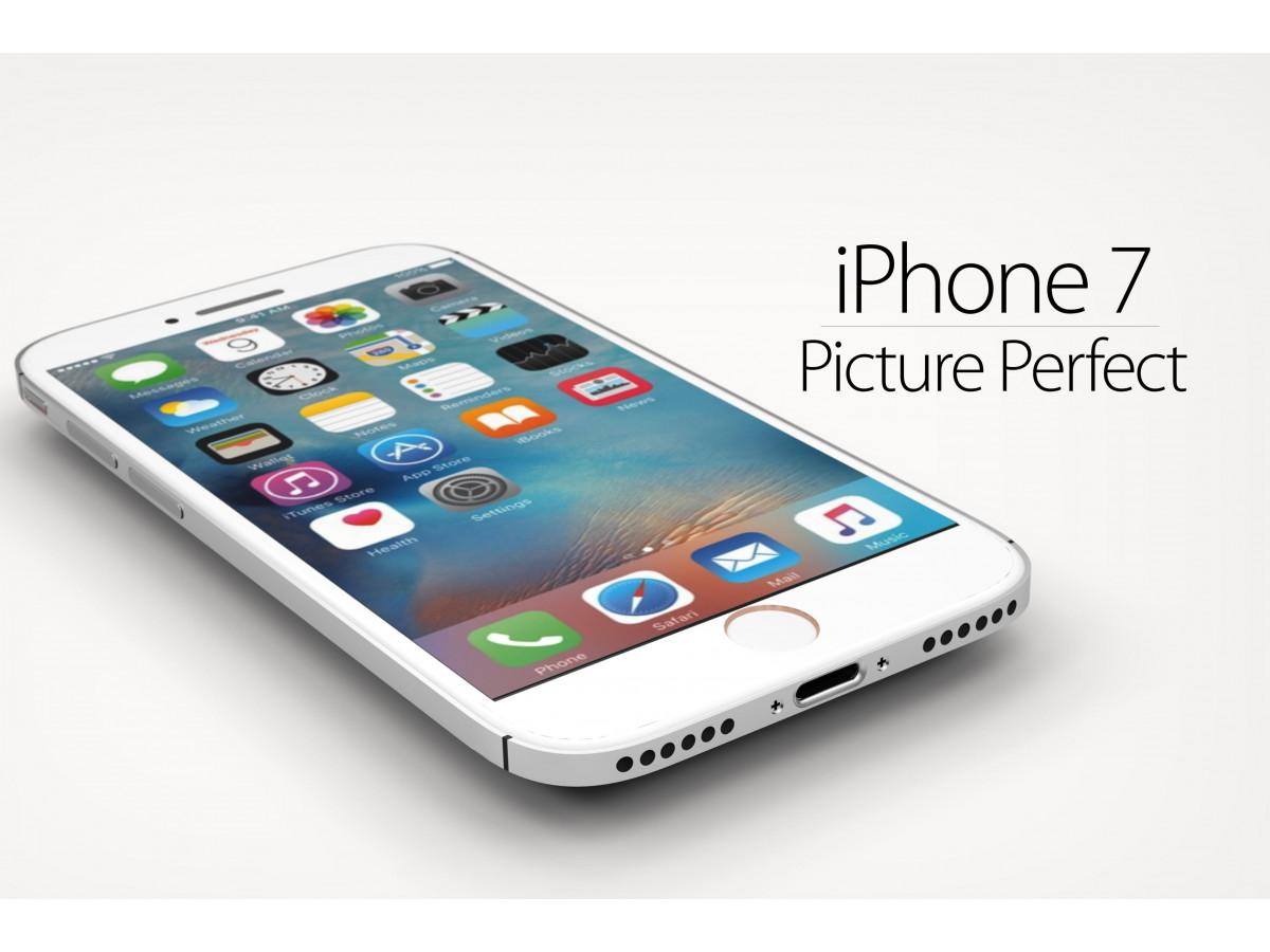 Вот ты какой, китайский iPhone 7. Первые фото