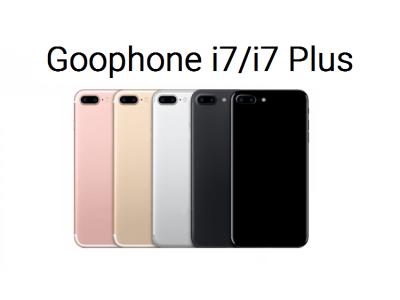 GooPhone i7 Plus – первая копия iPhone 7 Plus