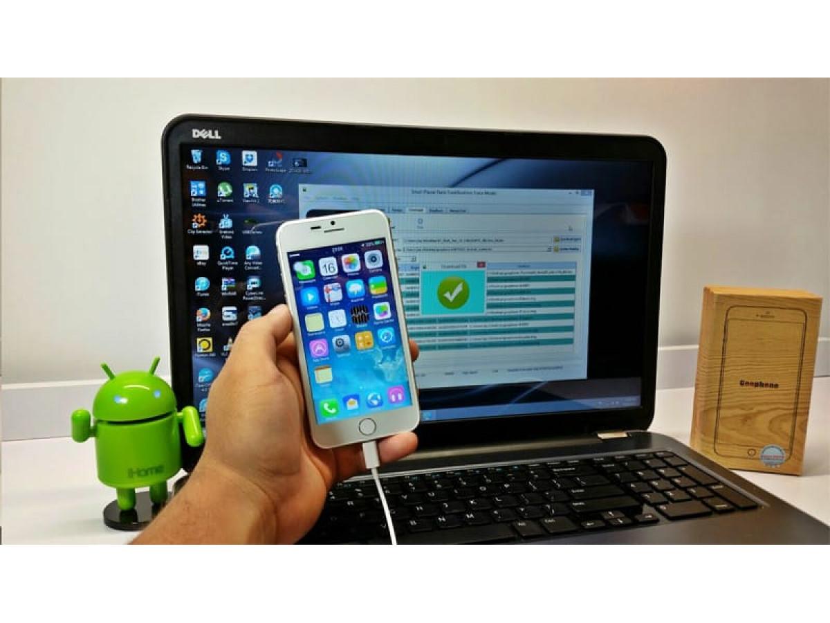 Прошивка китайского iphone 7 \ айфон 7 (копия)