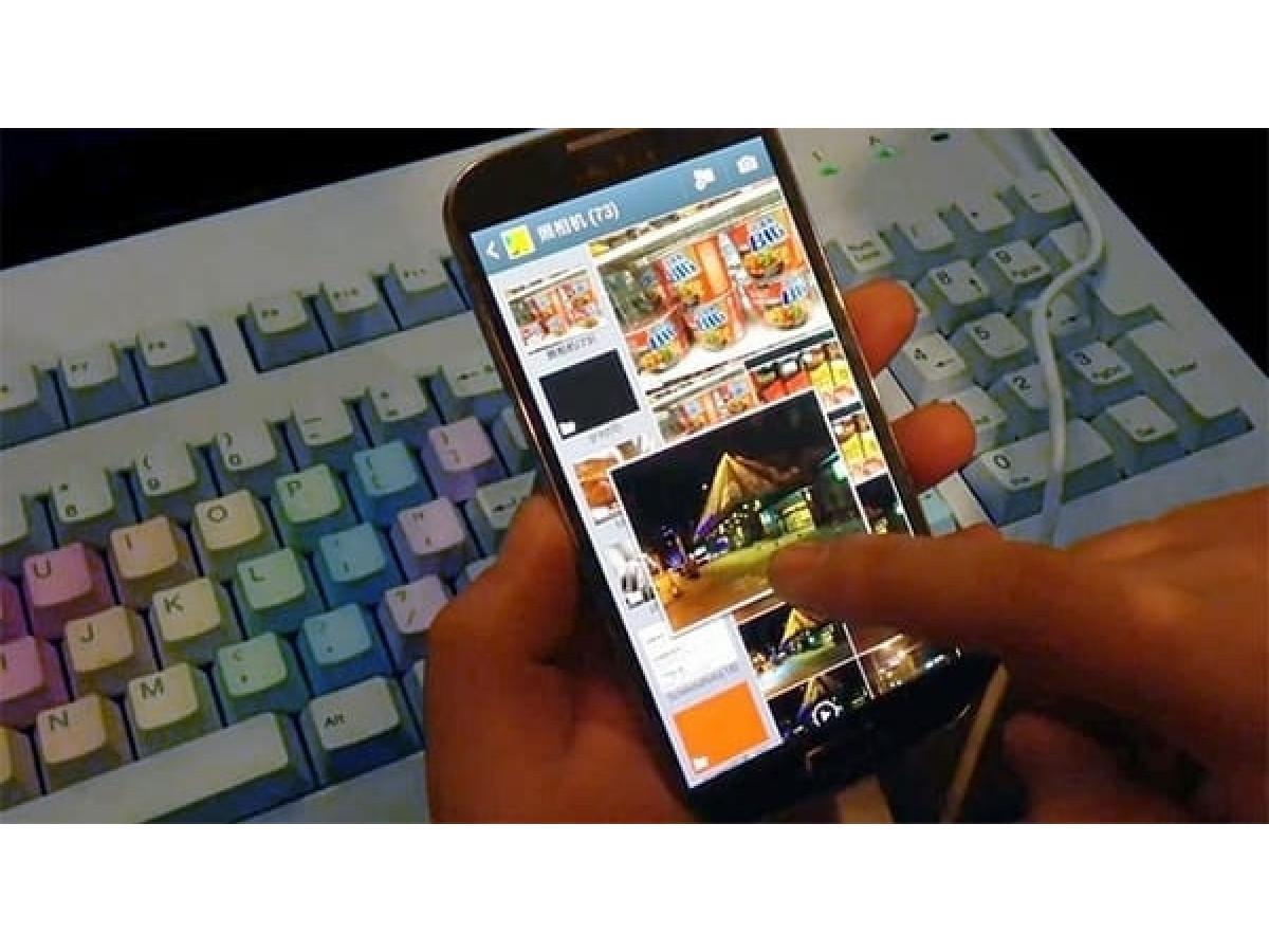 Китайские копии iPhone и Samsung — не хуже оригинала