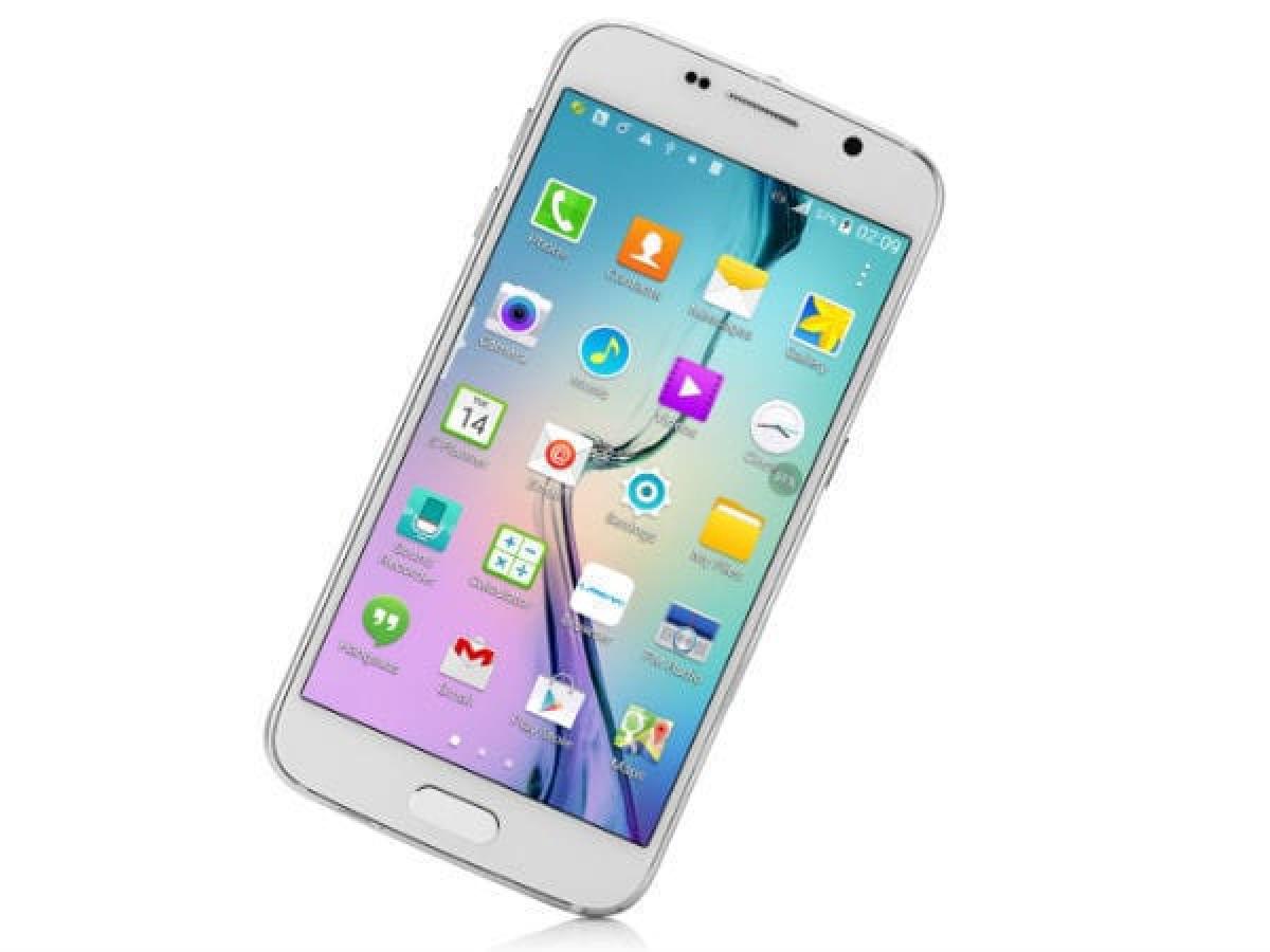 Китайцы выпустили качественный клон Samsung Galaxy S6