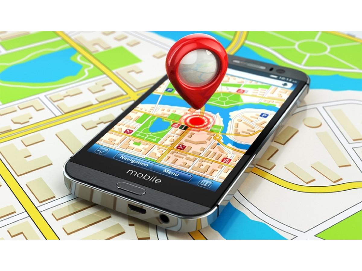 GPS навигация на копиях iPhone X, Xr, Xs Max