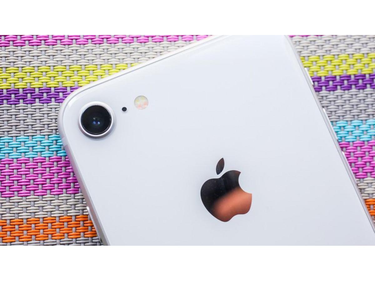Почему китайский iPhone 8?