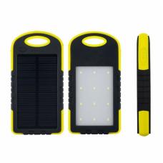 Power Bank Solar (10000 mAh / 1 USB)