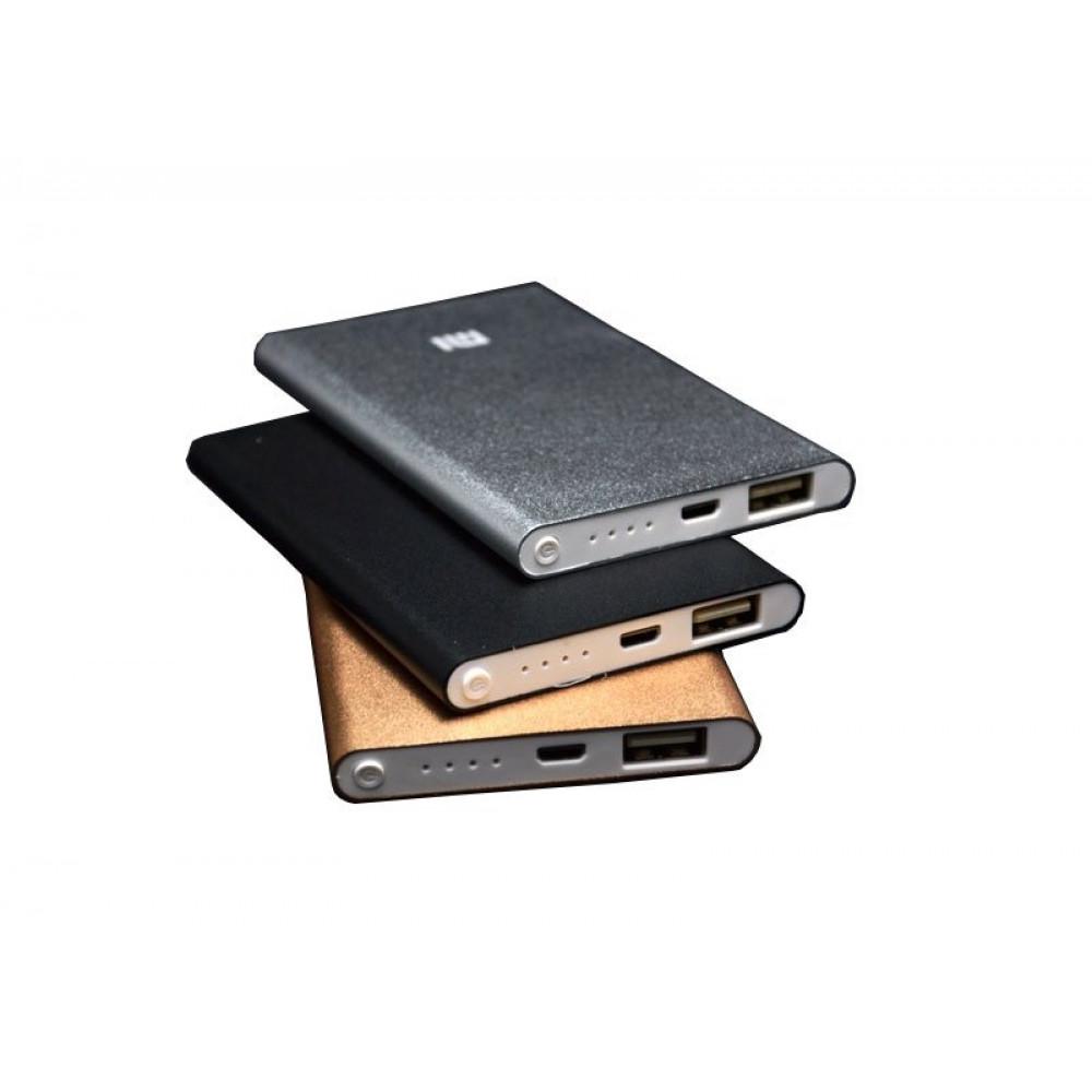 Power Bank Xiaomi Slim (10000 mAh / 1 USB) Портативный аккумулятор