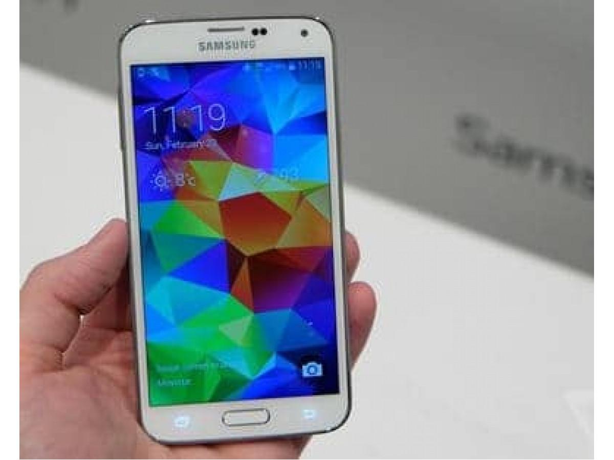 Китайцы выпустили свою копию модели Samsung Galaxy S5