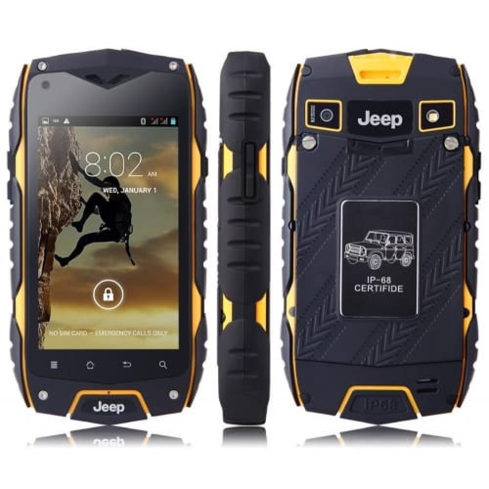 Защищенный телефон Jeep Z6