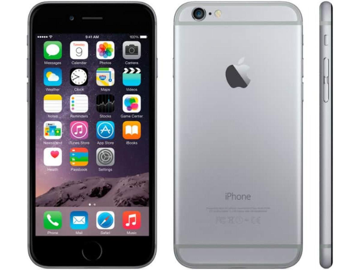 Китай сделал идеальный iPhone 6 в металлическом корпусе на Android