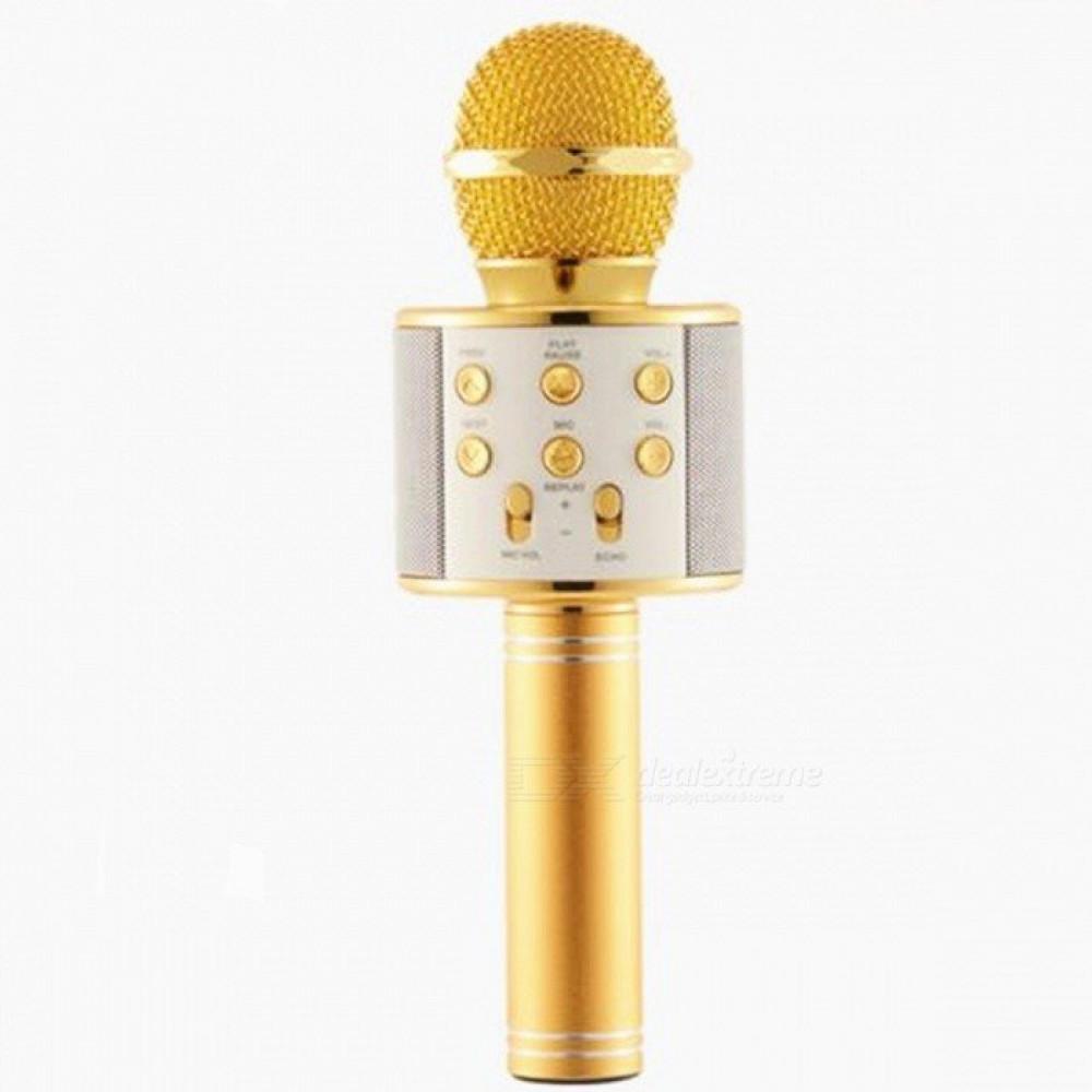 Микрофон-караоке WS-858