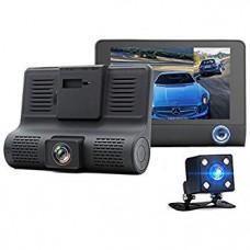 Видеорегистратор Video Car DVR WDR (3 камеры)