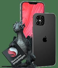 Мощный iPhone на процессоре Snapdragon