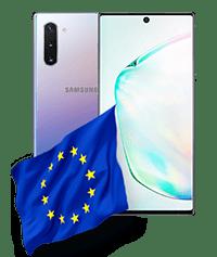 Копии Samsung сделаны для Европы