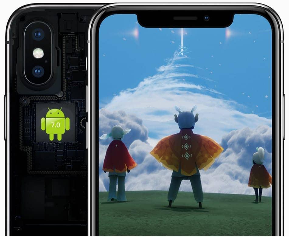 новый айфон х