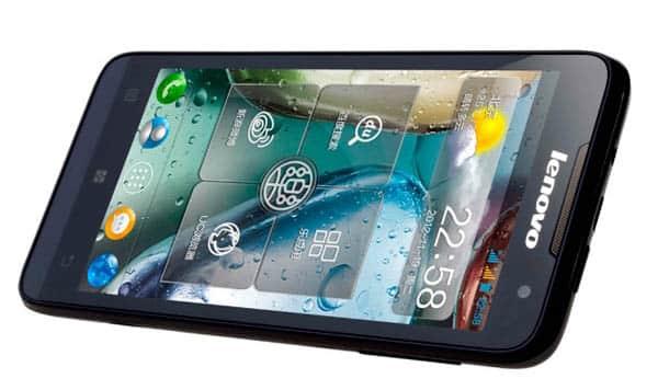 Киевский обзор смартфона Lenovo P780 - 5-дюймов и 4000 мАч