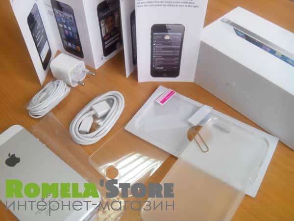 Обзор Самая точная копия iPhone 5 (Тайвань) в киеве купить