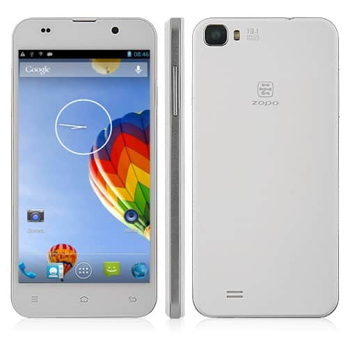 Четырехъядерный смартфон ZOPO C2 Platinum