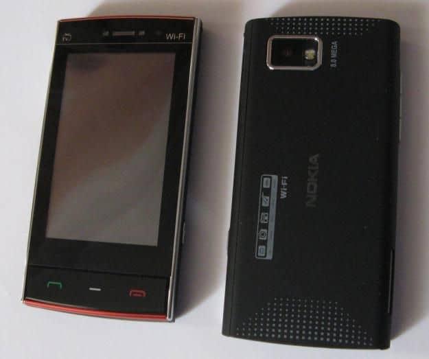 Драйвера Nokia X6 Китай